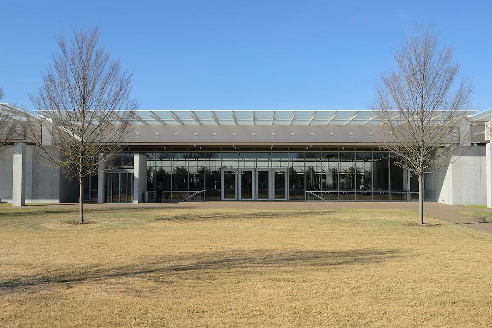 Renzo Piano Paviion,Kimbell Art Museum,Fort Worth,Texas,USA