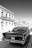 Old Chevrolet in Cardenas, Matanzas, Cuba.