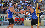 Day 03 - Beach Volley Swatch FIVB World Tour - Smart Grand Slam Rome 2013. Foro Italico.