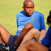 Training Inter Milan NVC terrein Naarden, Siqueira de Oliveira Luciano