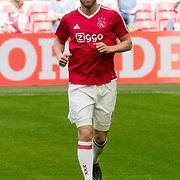 NLD/Amsterdam/20180408 - Ajax - Heracles, Klaas Jan Huntelaar