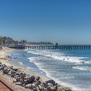 San Clemente and La Jolla Beach