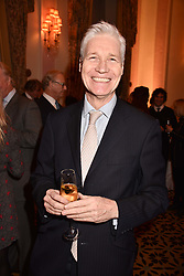 Richard Kay at a reception to celebrate the publication on 'Mother Anguish' by Basia Briggs held in The Music Room, The Ritz Hotel, 150 Piccadilly, London, England. 04 December 2017.