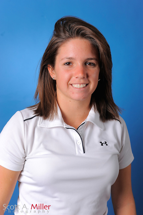 Ann Miles during a portrait session prior to the second stage of LPGA Qualifying School at the Plantation Golf and Country Club on Sept. 24, 2011 in Venice, FL...©2011 Scott A. Miller
