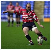 London Irish v Gloucester 10-11-2002. Season 2002-2003.