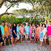 Ridenhour Family Beach Photos