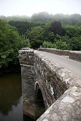 UK ENGLAND CORNWALL 23UN15 - View of the river Tamar at Greystone Bridge on the border between Devon and Cornwall.<br /> <br /> jre/Photo by Jiri Rezac / WWF UK<br /> <br /> © Jiri Rezac 2015