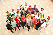 1960s alumni portrait at theBlack Alumni Reunion Gala Through The Decades Cookout at Grover Center on September 28, 2013.