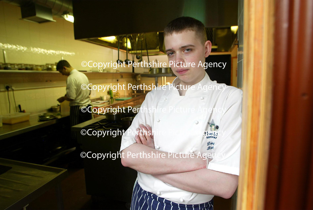 Youngest chef story...28.06.02<br />