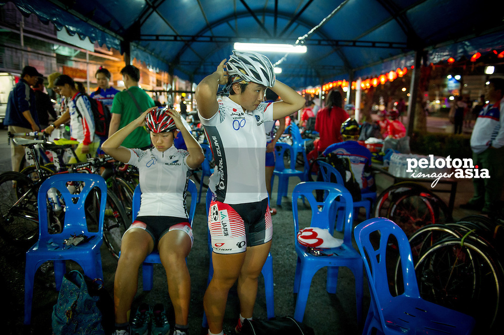 2015 Asian Championships / day1 / Jounior / Women / Japan