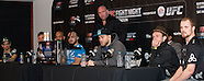 Post Fight Press Conference