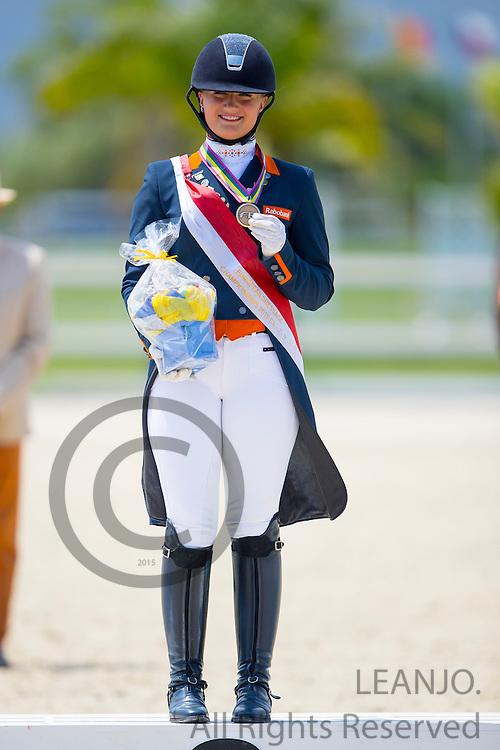 Lisanne Zoutendijk - Kostendrukker's Ringo Star<br /> European Championships Dressage 2016<br /> &copy; DigiShots