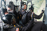 West Point Parachute Team at New York Air Show