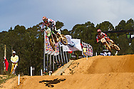 Agueda, Portugal, 5th May 2013, World Championship MX1, Belgian Jeremy Van Horebeek with a Kawasaki, 5th race 1 and  6th in race 2