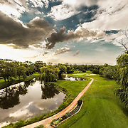 Glencoe Golf Club Aerial photography 2014 (Photo/Charles Cherney)