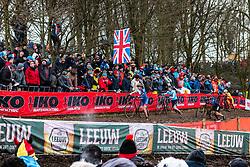Helen WYMAN of Great Britain during Women Elite race, UCI Cyclo-cross World Championships at Valkenburg, the Netherlands, 3 February 2018. Photo by Pim Nijland / PelotonPhotos.com   All photos usage must carry mandatory copyright credit (Peloton Photos   Pim Nijland)