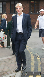 ©Licensed to London News Pictures 06/09/2019.<br /> Pettswood ,UK.Jo Johnson MP has resigned. Jo Johnson arriving in Pettswood, South East London this afternoon for a local Friday surgery meeting. Photo credit: Grant Falvey/LNP