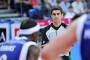 DESCRIZIONE : Pesaro Lega A 2011-12 Scavolini Siviglia Pesaro Bennet Cantu Quarti di Finale Play off gara 4<br /> GIOCATORE : referee<br /> CATEGORIA : referee<br /> SQUADRA : Scavolini Siviglia Pesaro Bennet Cantu<br /> EVENTO : Campionato Lega A 2011-2012 Quarti di Finale Play off gara 4<br /> GARA : Scavolini Siviglia Pesaro Bennet Cantu<br /> DATA : 24/05/2012<br /> SPORT : Pallacanestro <br /> AUTORE : Agenzia Ciamillo-Castoria/C.De Massis<br /> Galleria : Lega Basket A 2011-2012  <br /> Fotonotizia : Pesaro Lega A 2011-12 Scavolini Siviglia Pesaro Bennet Cantu Quarti di Finale Play off gara 4<br /> Predefinita :