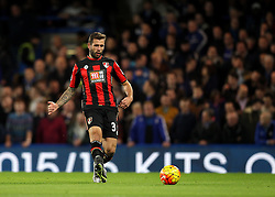 Steve Cook of Bournemouth - Mandatory byline: Robbie Stephenson/JMP - 05/12/2015 - Football - Stamford Bridge - London, England - Chelsea v AFC Bournemouth - Barclays Premier League