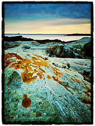 """Great Island Common at dawn. New Castle, New Hampshire. Image size is appropriate for print reproductions up to 8"""" x 10""""."""