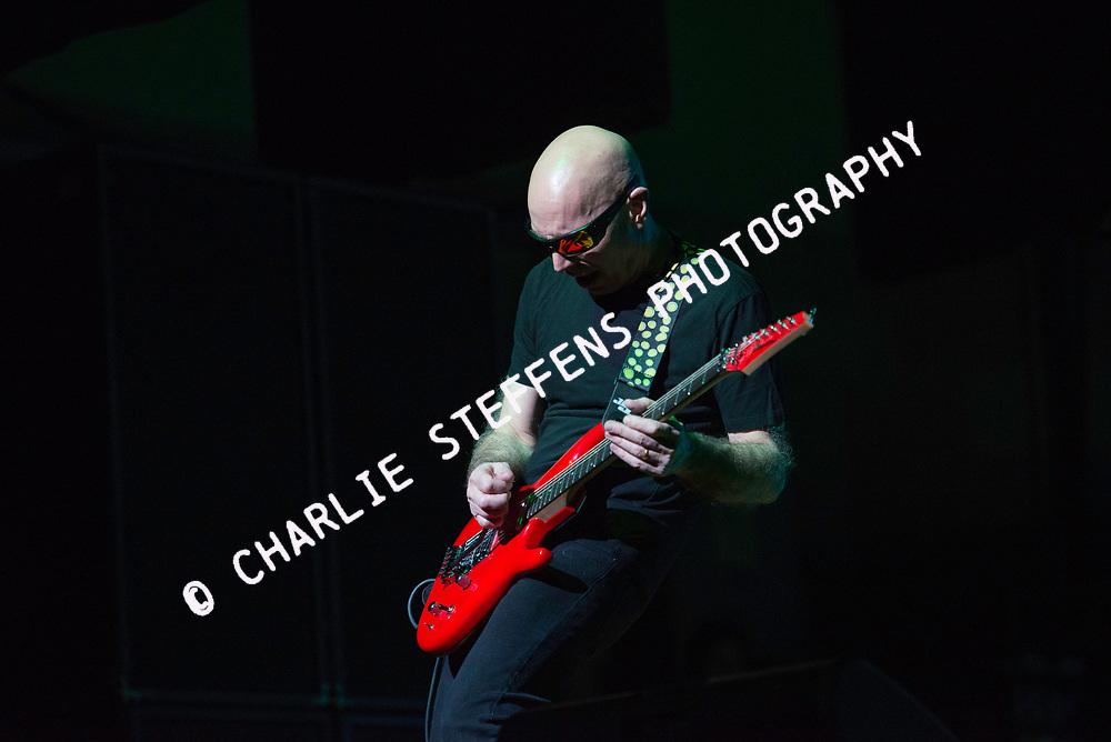 Joe Satriani<br /> G3 <br /> January 19, 2018 <br /> Orpheum Theatre<br /> Los Angeles, California