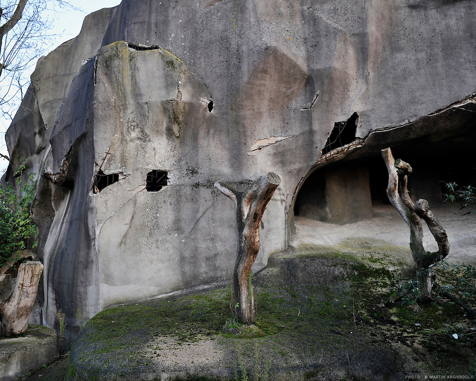 Dernier jour ouvert au public le 29 novembre 2008 avant la fermeture du zoo de Vincennes avant sa rénovation / Last day open to the public before the closure of the zoo Vincennes before its renovation (08-11-29)