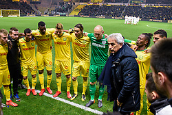 January 30, 2019 - Nantes, France - Equipe de  Nantes - HALILHODZIC Vahid  (Credit Image: © Panoramic via ZUMA Press)