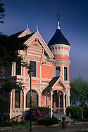 """Gingerbread"" victorian house, Eureka, Humboldt County, CALIFORNIA"
