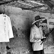 DAILY VENEZUELA / VENEZUELA COTIDIANA.The Tamunangue, El Tocuyo, Lara State. Venezuela 2004.(Copyright © Aaron Sosa)