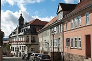 Rathaus, Ilmenau, Thüringen, Deutschland   guildhall, Ilmenau, Thuringia, Germany