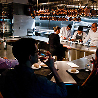 The Kitchen at Brooklyn Fare by Chris Maluszynski