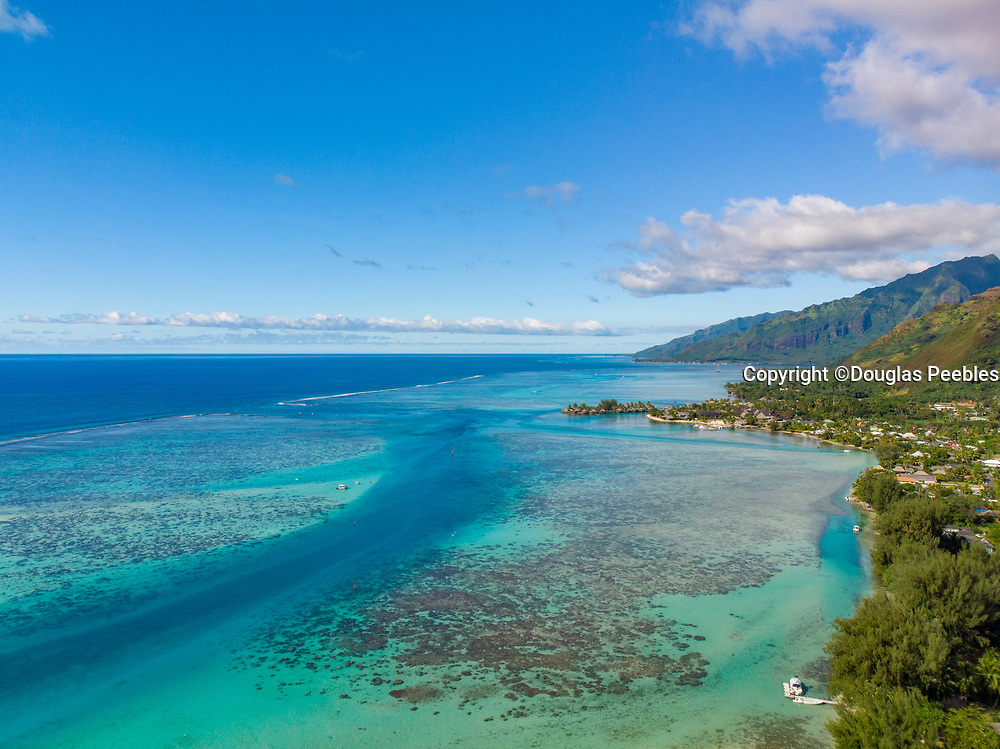 Tiahura, Moorea, French Polynesia, South Pacific