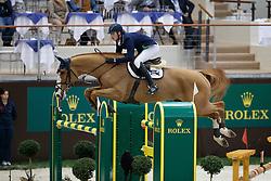 Deusser Daniel, (GER), Cornet D Amour <br /> Final Top 10 Rolex IJRC<br /> Genève 2015<br /> © Hippo Foto - Dirk Caremans<br /> 11/12/15