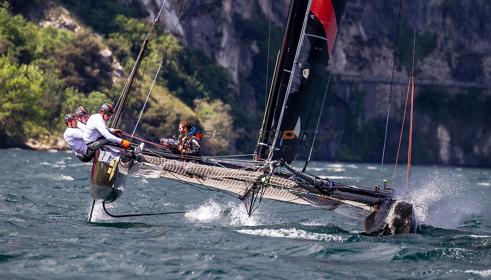 GC32 Riva Cup first event of the 2017 GC32 Racing Tour