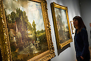 The Haywain is brought together with a 'sketch; fo it -Constable: The Making of a Master is the new exhibition from the V&A. It is designed to reveal the hidden stories of how John Constable created some of his most loved and well-known paintings. Highlights include: The Haywain; and the oil sketches he painted outdoors direct from nature.  The show runs from  20 September 2014 - 11 January 2015.