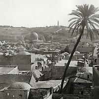 Views of Jerusalem, BW