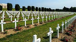 French Military Cemetary at Douaumont, Verdun, France<br /> <br /> (c) Andrew Wilson   Edinburgh Elite media