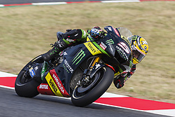 June 9, 2017 - Barcelona, Catalonia, Spain - MotoGP - Johann Zarco(Fra), Monster Yamaha Tech 3 Team during the MotoGp Grand Prix Monster Energy of Catalunya, in Barcelona-Catalunya Circuit, Barcelona on 9th June 2017 in Barcelona, Spain. (Credit Image: © Urbanandsport/NurPhoto via ZUMA Press)