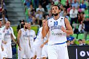 LUBIANA EUROBASKET 2013 16 SETTEMBRE 2013<br /> NAZIONALE ITALIANA MASCHILE<br /> ITALIA VS SPAGNA<br /> NELLA FOTO: MARCO BELINELLI<br /> FOTO CIAMILLO