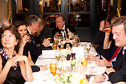 PEPE FANJUL, Graydon Carter hosts a dinner to celebrate the reopening og the American Bar at the Savoy.  Savoy Hotel, Strand. London. 28 October 2010. -DO NOT ARCHIVE-© Copyright Photograph by Dafydd Jones. 248 Clapham Rd. London SW9 0PZ. Tel 0207 820 0771. www.dafjones.com.