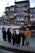 Srinagar India occupied Kashmir 2007