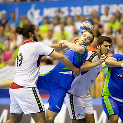 20180727: SLO, Handball - EHF U20 Men European Championship 2018, Portugal vs Slovenia