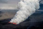 Volcanic Eruption 2014