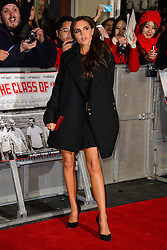 Victoria Beckham attends The World Premiere of 'The Class of 92'. Odeon West End, London, United Kingdom. Sunday, 1st December 2013. Picture by Chris Joseph / i-Images