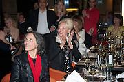 AMANDA ELIASCH, Liberatum Cultural Honour  for John Hurt, CBE in association with artist Svetlana K-Lié.  Spice Market, W London - Leicester Square