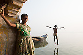 The Flower Children of Varanasi