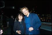 JENNIFER HIGGIE; JOERG HEISER, Frieze party, ACE hotel Shoreditch. London. 18 October 2014