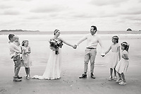 Hayley & Roger's wedding Opito Bay on the Coromandel  photography by Felicity Jean Photography