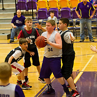 01-18-14 Berryville Youth Basketball vs. Pea Ridge  3rd Game