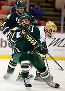20 March 2009:  in Third period action in the CCHA championship playoffs at Joe Louis Arena Detroit, MI.